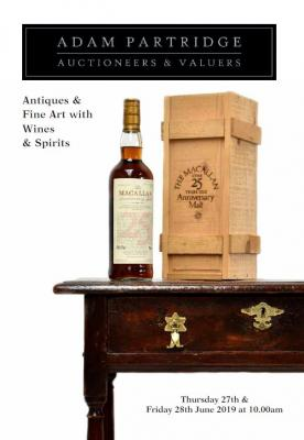 Antiques & Fine Art with Wines & Spirits 2019-06-27 Image
