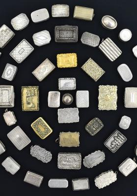 Silver, Jewellery & Watches and a single owner collection of Charles Horner Silver 2020-09-04 Image